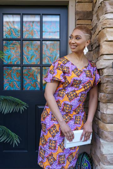 Abena Dress