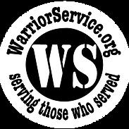 Warrior Service Logo