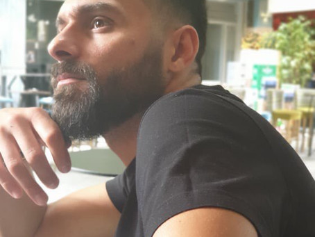 Ο Πέτρος Τασόπουλος προπονητής στο παιδικό και στο προπαιδικό τμήμα