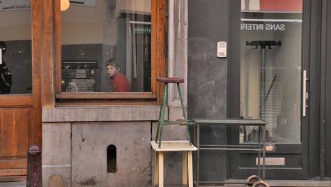 Edward Hopper in Brussels