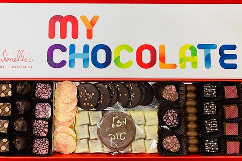 קופסת My Chocolate
