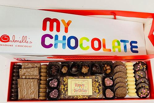 My Chocolate קופסת