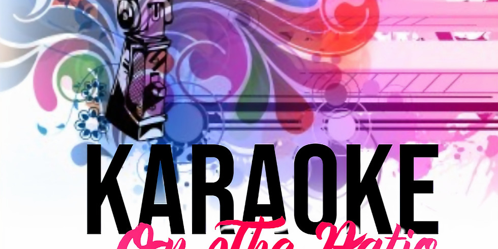 Karaoke on the Patio powered by Tidy Ben's