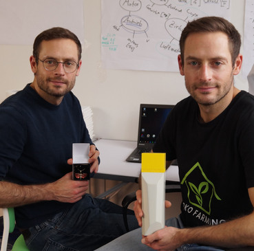 ROKO Farming gewinnt den ersten Innovationswettbewerb der Stadt Ulm