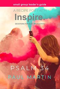 Bible study Psalm 34