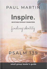 Psalm 139 small group guide