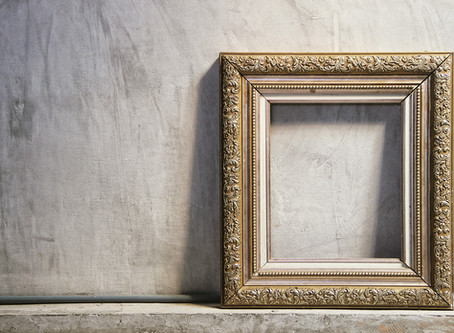 Framing Your Art on a budget