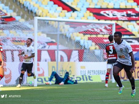Pós Jogo: Flamengo 0 x 1 Atlético MG