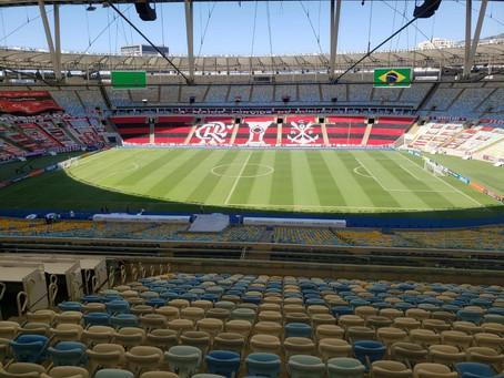 PRÉ JOGO: Flamengo x Atlético MG