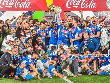 Napoli conquista a Copa da Itália