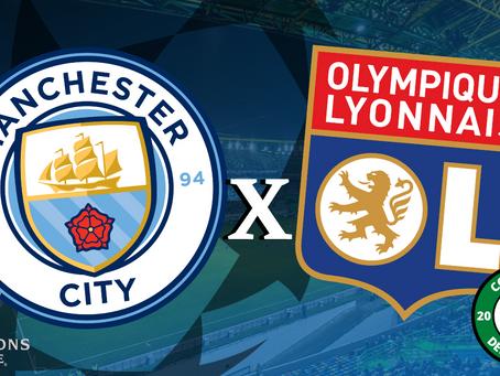 PRÉ JOGO: Man. City x Lyon