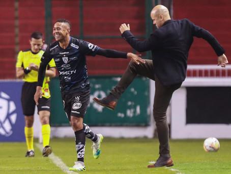 Flamengo viajou para o Equador mas quem passeou foi o I. del Valle