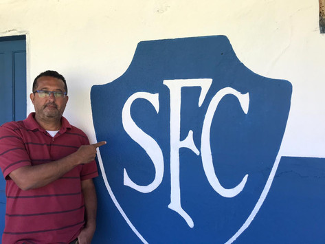 ENTREVISTA: Alexandre Beck, presidente do Serrano FC