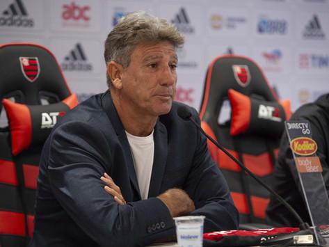 Flamengo e Renato Gaúcho: Sonho finalmente realizado