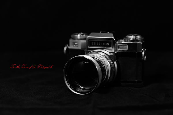 For the Love of the Photograph