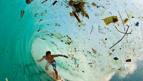 Ecofriendly Surfer
