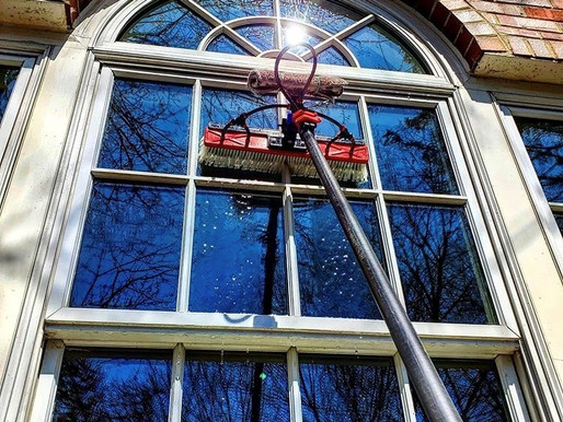 What Is Pure Water Window Cleaning?