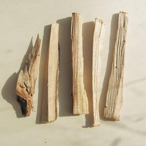 Ethically Sourced Palo Santo 5-Sticks Bundle