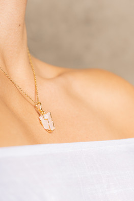 Healing Crystal Necklace