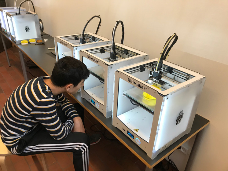 Undervisning i 3D i Kbh kommune