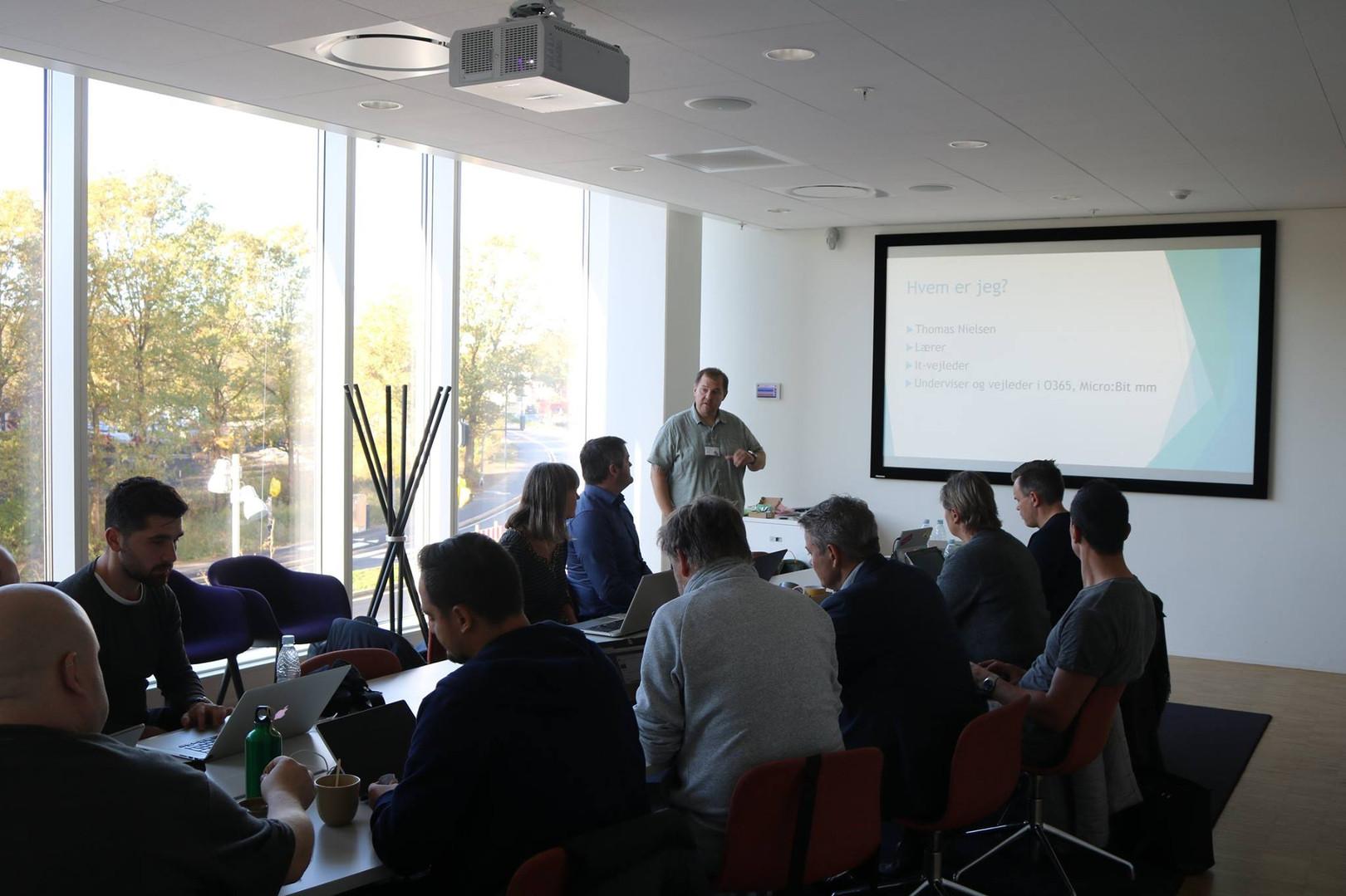 Office 365 workshop for lærere