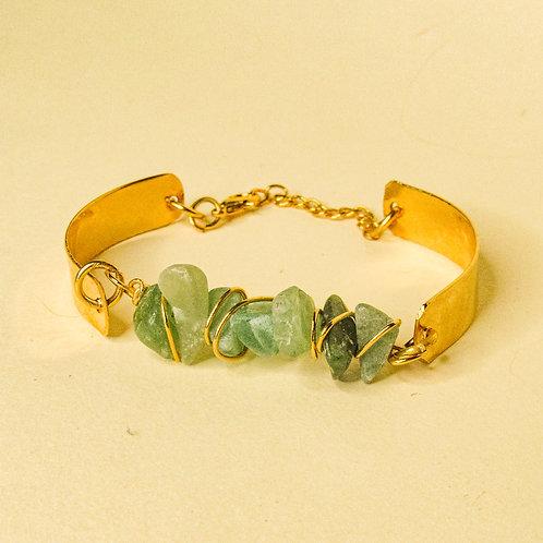 ERA - Aventurine Crystal Adjustable Bracelet
