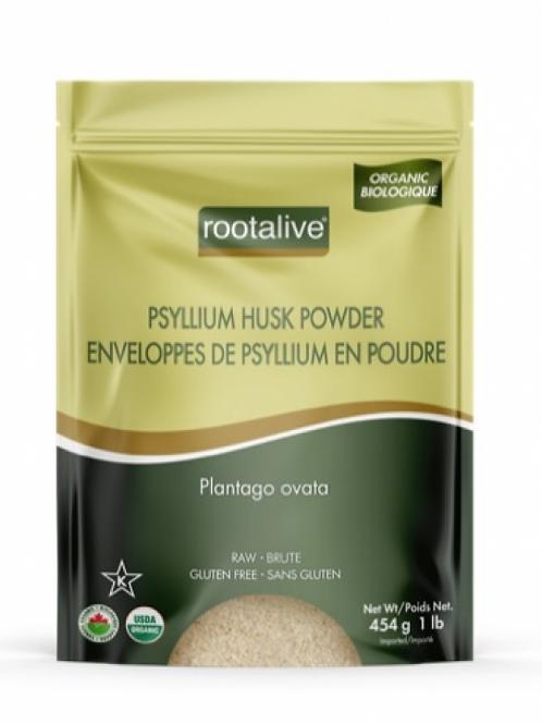 Psyllium Husk Poudre 454G