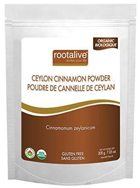 Poudre cannelle Ceylan 200g