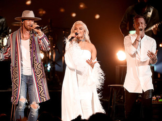 Bebe Rexha & Florida Georgia Line Are 'Meant to Be' Atop Hot Country Songs Chart