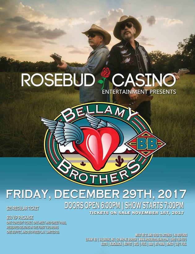 Win Free Bellamy Brothers Concert Tickets on KINI-FM