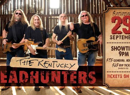 Win Kentucky Headhunters Concert Tickets on KOYA Radio (88.1FM) and Hits 96 (96.1FM)!
