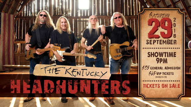 Win Kentucky Headhunters Concert Tickets on KOYA Radio (88 1