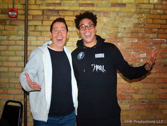 Bryce Vine and HK Excited About This Week's Show!