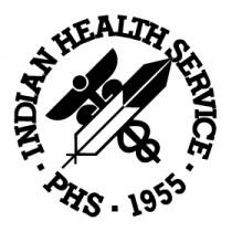 The Rosebud Indian Health Service would like to inform-