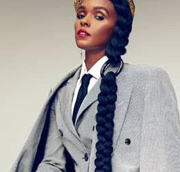 Janelle Monae Makes Me Feel On In The Mix with HK!