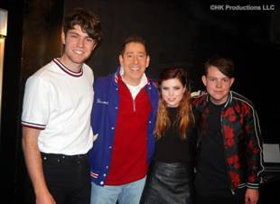 Echosmith Gets In The Mix With HK™