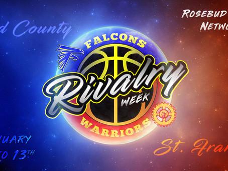 Rosebud Media Network brings you 'RIVALRY WEEK' | Todd County | St. Francis