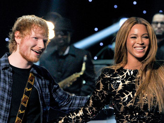 Ed Sheeran Details How Beyonce Made Their Acoustic Duet 'Perfect'