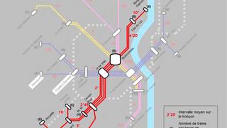 Tram B à Gradignan : Objectifs manqués