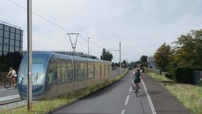 Tram et bus : mieux desservir l'aéroport en 2021