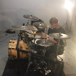 Our Drummer #metal #rock #drums #inertia #inertiatherockband #inertiatheband