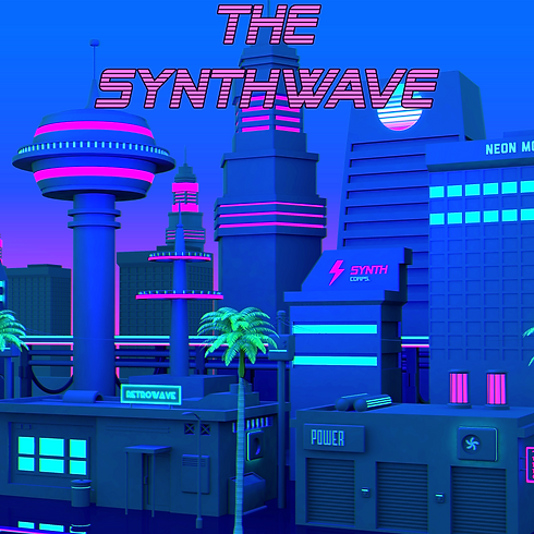 The Synthwave - Criminal Hearts .png