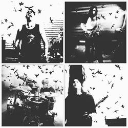 What we would look like if we were a metal band #metal #inertiatheband #inertiatherockband #Rawk #Ro
