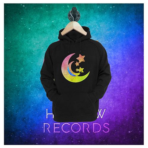 Hollow Moon - Black Hoodie
