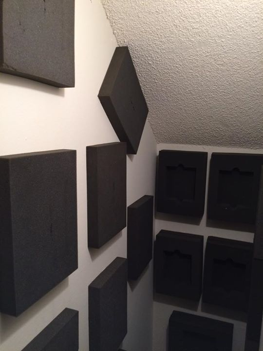 Sound Room for Vocal Demos