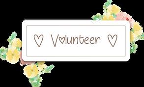 The Cuddlers Volunteer