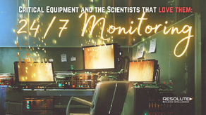 Critical Equipment and the Scientists that love them: 24/7 Monitoring