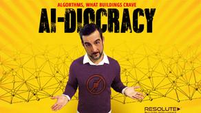 "AI-Diocracy: ""Algorithms, They're What Buildings Crave"""