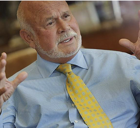 Pete Karmanos Jr. Chairman and Co-Founder