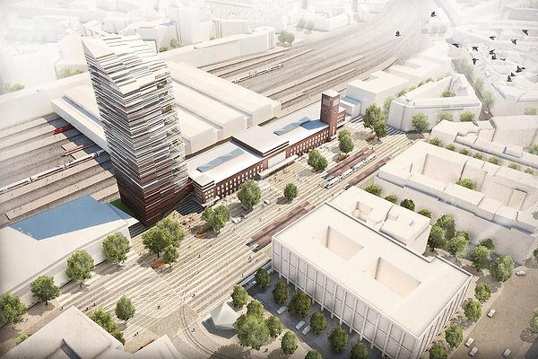 Leon Giseke_selected projects_Düsseldorf